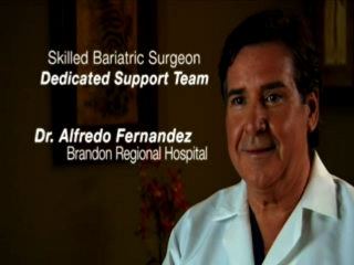 Skilled Bariatric Surgeon | Dedicated Support Team | Dr. Alfredo Fernandez | Brandon Regional Hospital